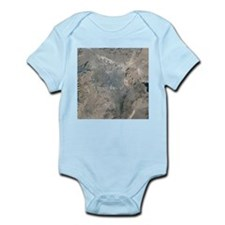 Las Vegas, satellite image, 2009 - Infant Bodysuit