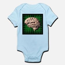 Artificial intelligence, conceptual image - Infant