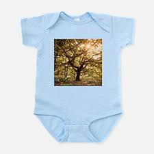 Tree in spring - Infant Bodysuit