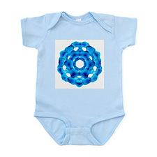 Buckyball, C60 Buckminsterfullerene - Infant Bodys