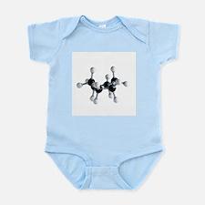 Cyclohexane molecule - Infant Bodysuit