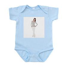 Happy teenage girl - Infant Bodysuit