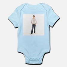 Healthy man - Infant Bodysuit