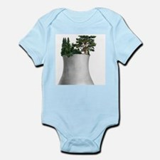 Green industry, conceptual image - Infant Bodysuit