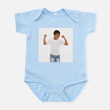 Happy boy - Infant Bodysuit