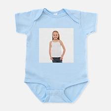 Happy girl - Infant Bodysuit