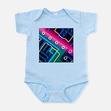 Microchip, artwork - Infant Bodysuit