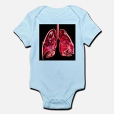 Lungs, artwork - Infant Bodysuit