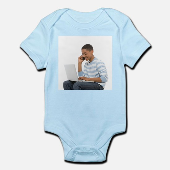 Mobile communication - Infant Bodysuit
