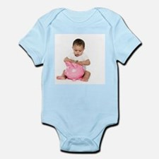 Saving for the future - Infant Bodysuit