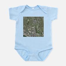 Southampton,UK, aerial image - Infant Bodysuit