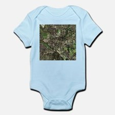 Stoke-on-Trent, UK, aerial image - Infant Bodysuit