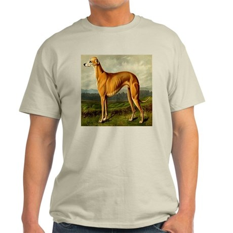 Greyhound 1880 Digitally Rema Ash Grey T-Shirt