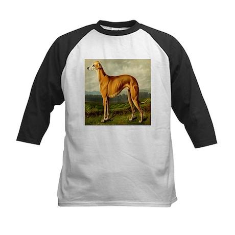 Greyhound 1880 Digitally Rema Kids Baseball Jersey