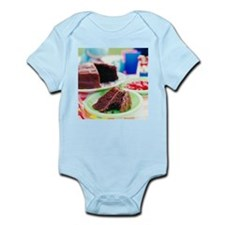 Chocolate cake - Infant Bodysuit