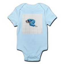 Depressed man - Infant Bodysuit