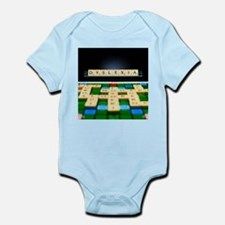 Dyslexia - Infant Bodysuit