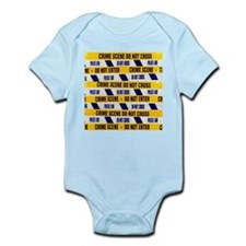 Crime scene tape - Infant Bodysuit