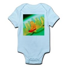 Collection of male condoms - Infant Bodysuit