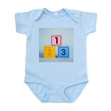 Number blocks - Infant Bodysuit