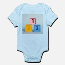 Number blocks - Infant Bodysuit
