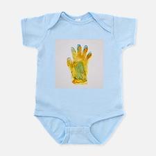 Plastic glove - Infant Bodysuit