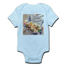 Seafood plate - Infant Bodysuit