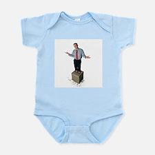 Psychological state, conceptual image - Infant Bod