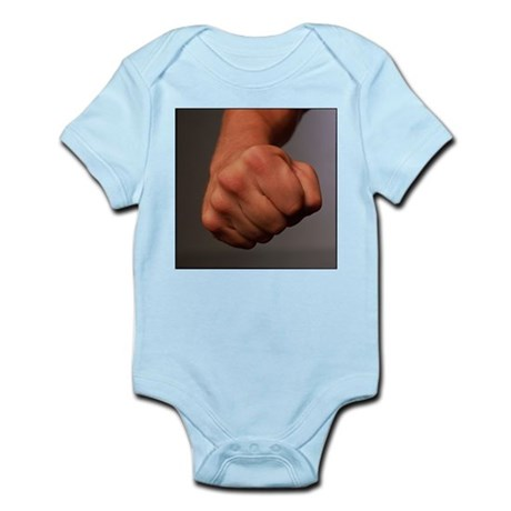 Clenched fist - Infant Bodysuit