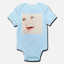 Smiling baby boy - Infant Bodysuit