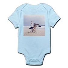 Capoeira and yoga - Infant Bodysuit