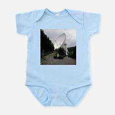 Effelsberg radio telescope - Infant Bodysuit