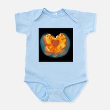 Supernova explosion - Infant Bodysuit