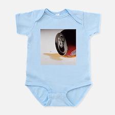 Spilt cola drink - Infant Bodysuit