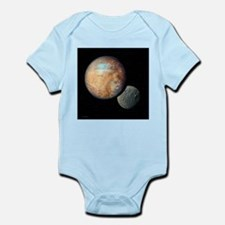 Pluto and Charon - Infant Bodysuit