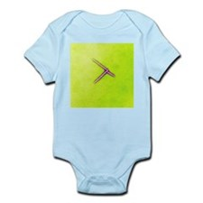 Tobacco mosaic virus, TEM - Infant Bodysuit