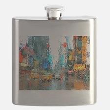 Times Sq. No. 7 Flask