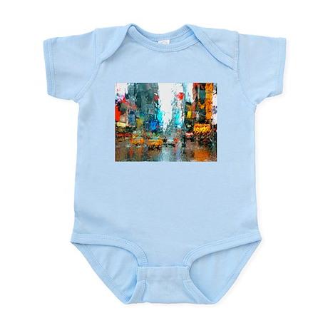 Times Sq. No. 7 Infant Bodysuit