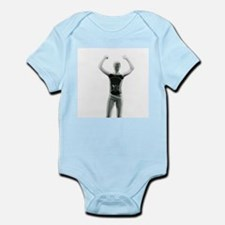 Woman with a Hula Hoop - Infant Bodysuit