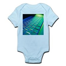 Computer keyboard - Infant Bodysuit