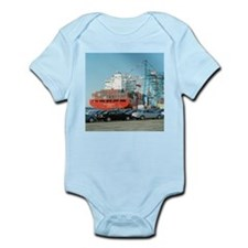 Container ship - Infant Bodysuit