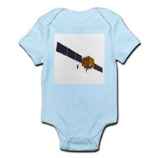 GPS satellite, artwork - Infant Bodysuit