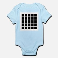 Hermann grid - Infant Bodysuit