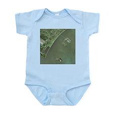 Ellis and Liberty Islands, aerial image - Infant B