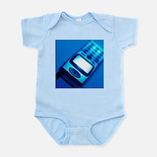 Mobile telephone - Infant Bodysuit