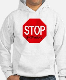 Stop Giovanny Hoodie