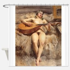 23.png Shower Curtain