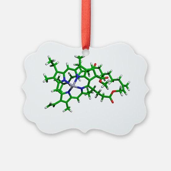 Chlorophyll molecule - Ornament