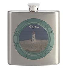 Nassau Porthole Flask