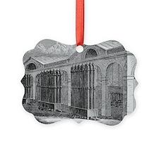 La Villette Gas Power Station, artwork - Ornament